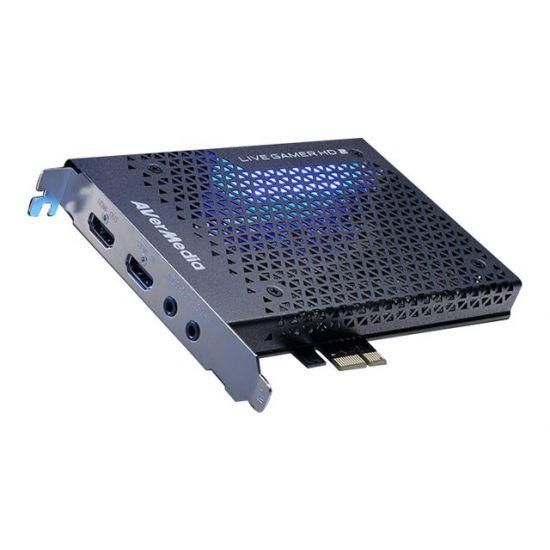 AVerMedia Live Gamer HD 2 - videooptagelsesadapter - PCIe