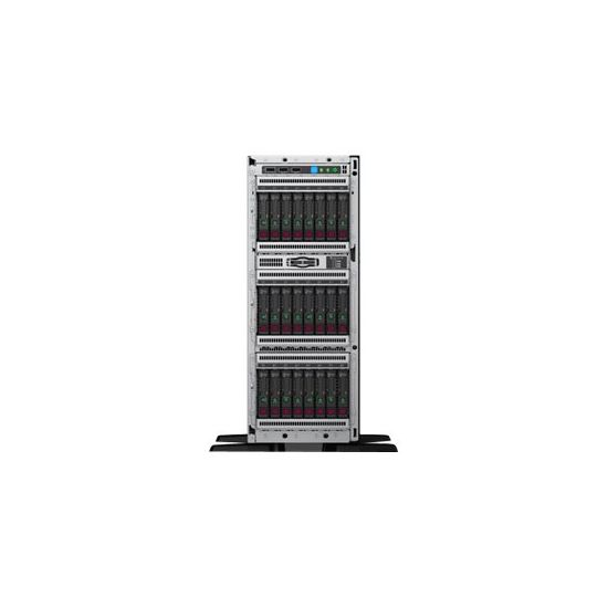 HPE ProLiant ML350 Gen10 Performance - tower - Xeon Gold 5118 2.3 GHz - 32 GB - 0 GB