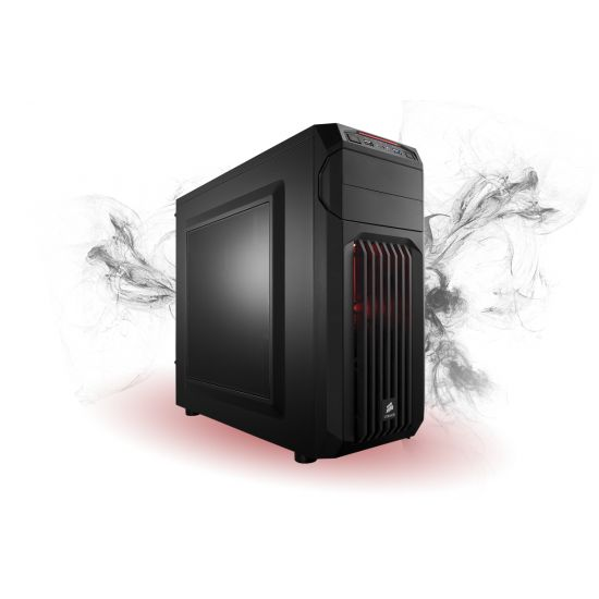 Føniks Banshee II Færdigsamlet Gamer Computer - Intel i5 8400 - 8GB DDR4 - Nvidia GTX 1050Ti 4GB - 240GB SSD - Windows 10