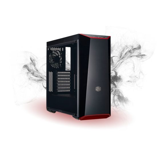 Føniks Banshee II Færdigsamlet Gamer Computer - Intel i5 8400 - 8GB DDR4 - Nvidia GTX 1050Ti 4GB - 240GB SSD - Windows 10