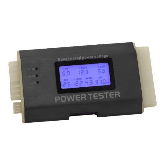 DeLOCK Power Tester ATX-strømforsyning tester