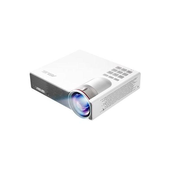 ASUS P3B - DLP-projektor - 3D - Wi-Fi