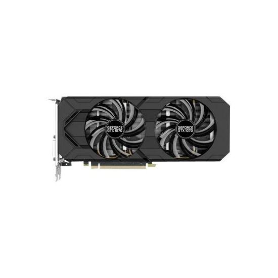 Gainward GeForce GTX 1070 &#45 NVIDIA GTX1070 &#45 8GB GDDR5 - PCI Express 3.0 x16