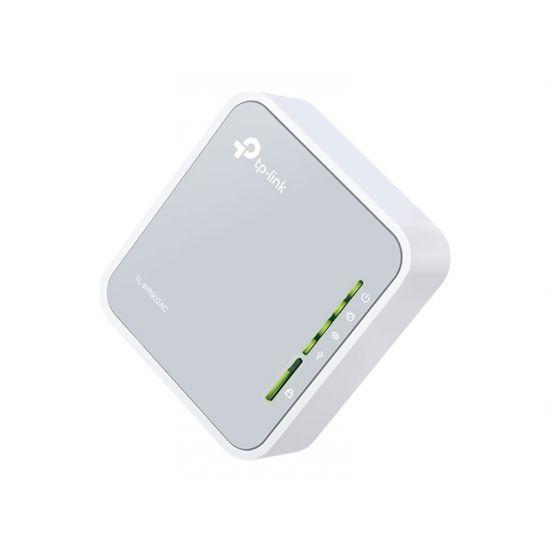 TP-Link TL-WR902AC - trådløs router - 802.11a/b/g/n/ac - desktop