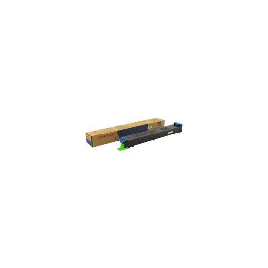 Sharp MX27GTCA - cyan - original - tonerpatron