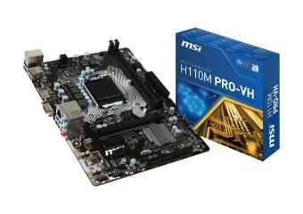 MSI H110M PRO-VH