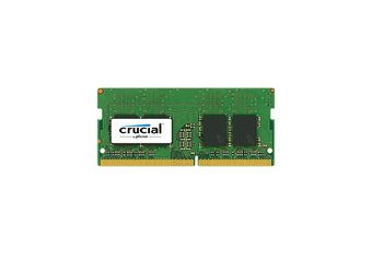 Crucial &#45 4GB &#45 DDR4 &#45 2133MHz &#45 SO DIMM 260-PIN