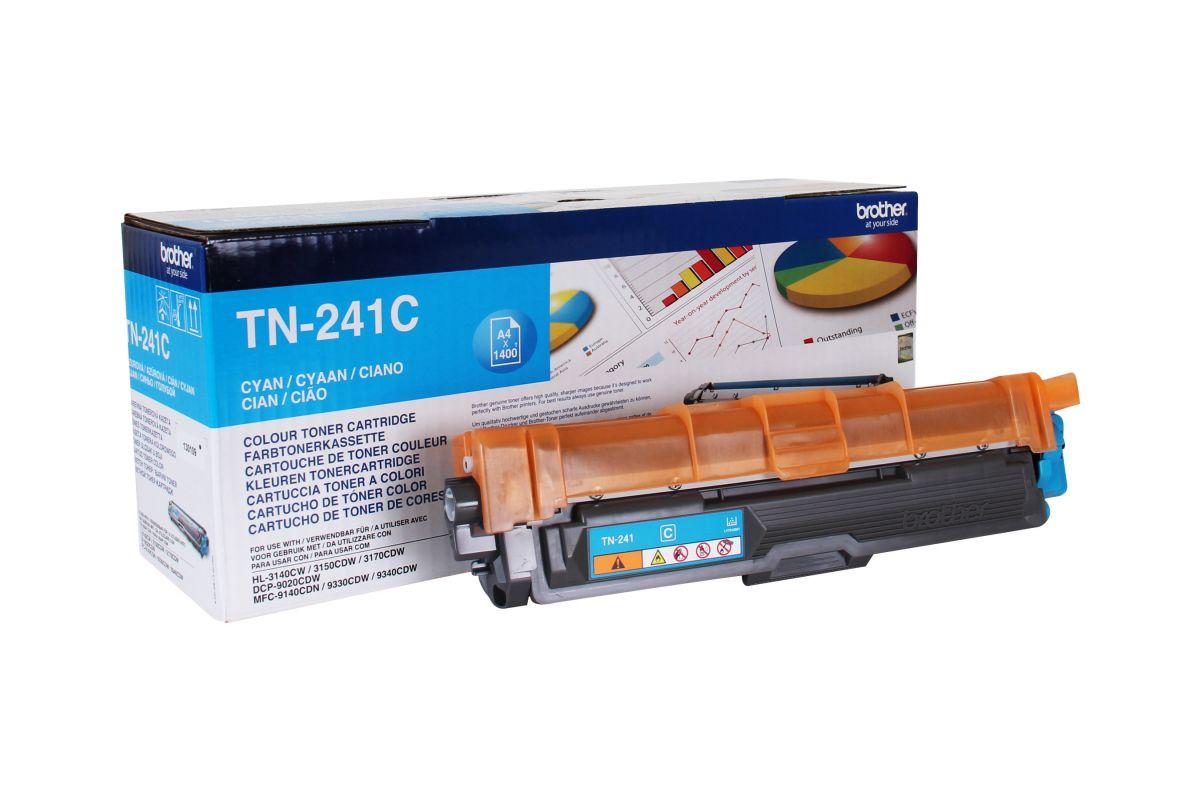Brother TN241C 1.400 sider