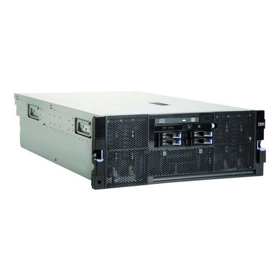 Lenovo System x3850 M2 - rack-monterbar - Xeon E7330 2.4 GHz - 8 GB