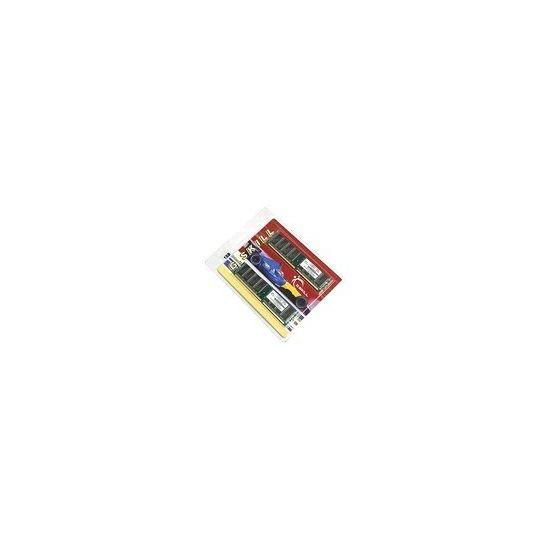 G.Skill Value DDRI Series F1-3200PHU2-2GBNT - DDR - 2 GB: 2 x 1 GB - DIMM 184-PIN