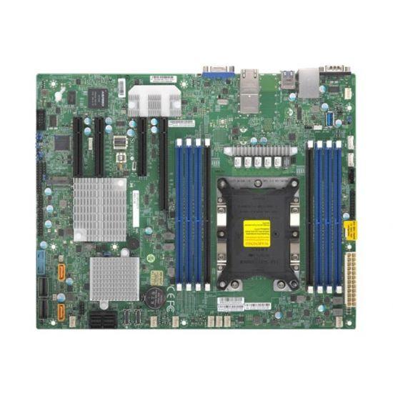 SUPERMICRO X11SPH-NCTF - bundkort - ATX - Socket P - C622