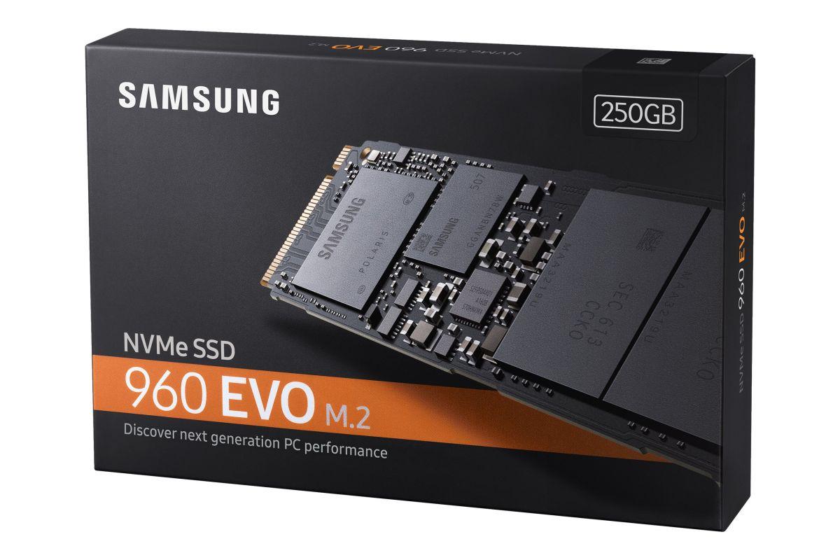 Samsung 960 EVO MZ-V6E250BW &#45 250GB