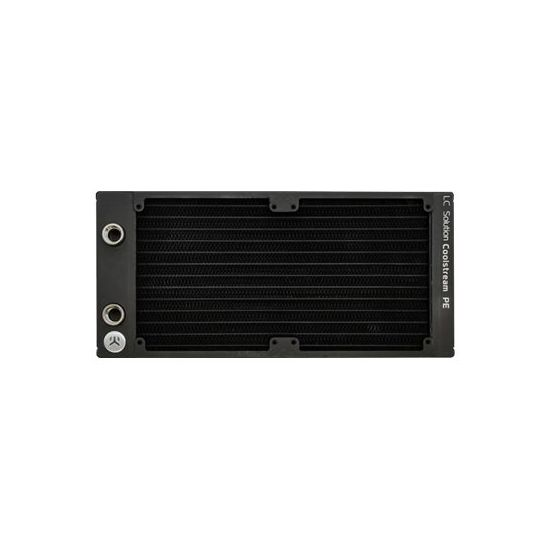 EkWaterBlocks EK-CoolStream PE 240 (Dual) - radiator til væskekølesystem
