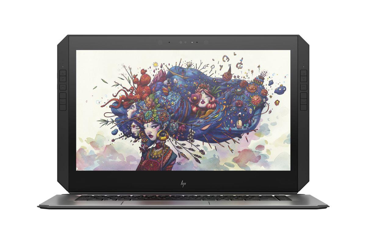 HP ZBook x2 G4 Detachable Workstation