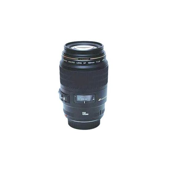Canon EF makroobjektiv - 100 mm