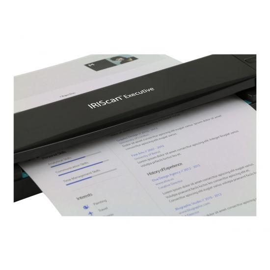 IRIS IRIScan Executive 4 - scanner med papirfødning