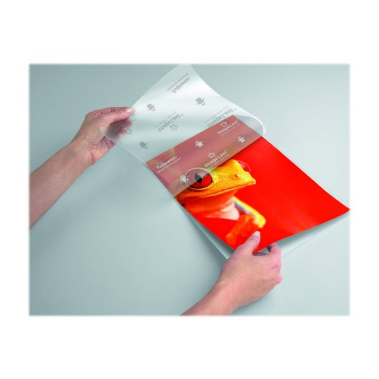 Fellowes Laminating Pouches Capture 125 micron - 100-pakke - blank - A3 - laminerings poser