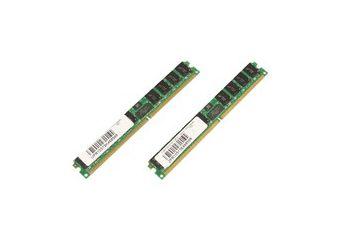 MicroMemory &#45 4GB: 2x2GB &#45 DDR2 &#45 667MHz &#45 DIMM 240-pin