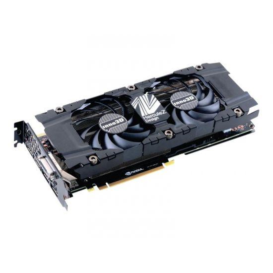 Inno3D GeForce GTX 1080 TWIN X2 &#45 NVIDIA GTX1080 &#45 8GB GDDR5X - PCI Express 3.0 x16