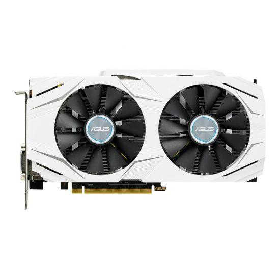 ASUS DUAL-RX480-O8G &#45 AMD Radeon RX480 &#45 8GB GDDR5 - PCI Express 3.0 x16