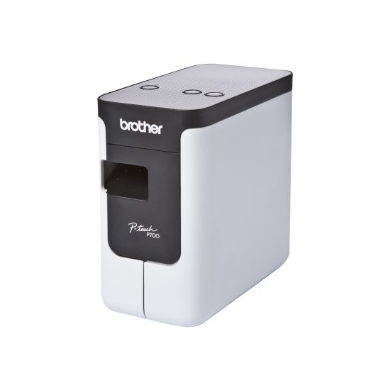 Brother P-Touch PT-P700 - etiketprinter - monokrom - termo transfer