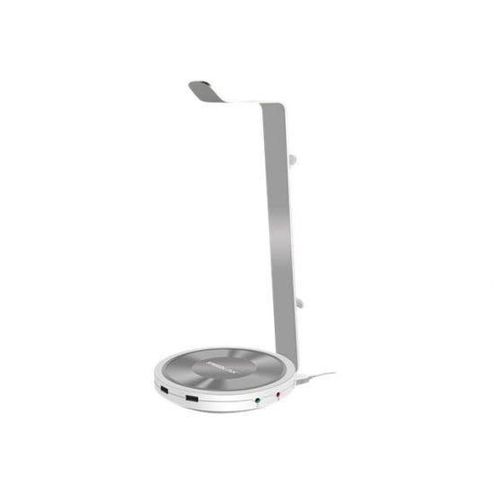 SPEEDLINK ESTRADO Multifunctional Headset Stand with USB Hub - lydkort