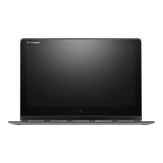 """Lenovo Yoga 3 Pro 80HE - Intel® Core M 5Y71 processor 512GB SSD 13.3"""" QHD+ 1,2 kg Lys sølv"""