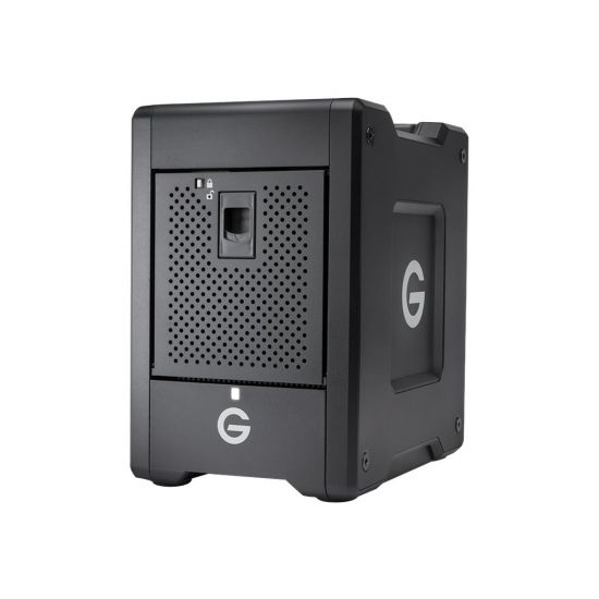 G-Technology G-SPEED Shuttle with Thunderbolt 3 GSPSTH3EB480004BBB