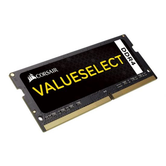 CORSAIR Value Select &#45 8GB &#45 DDR4 &#45 2133MHz &#45 SO DIMM 260-PIN - CL15