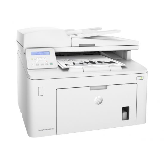HP LaserJet Pro MFP M227sdn - multifunktionsprinter (S/H)
