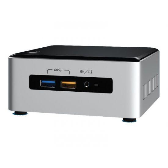Intel Next Unit of Computing Kit NUC6i5SYH - mini PC - Core i5 6260U 1.8 GHz - 0 MB - 0 GB