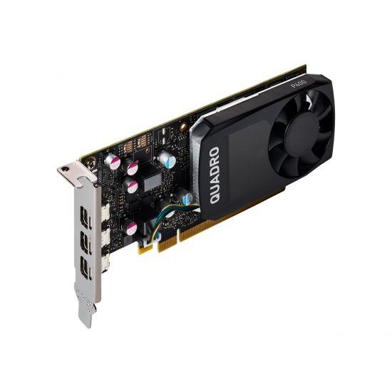 NVIDIA Quadro P400 &#45 NVIDIA QuadroP400 &#45 2GB GDDR5 - PCI Express 3.0 x16