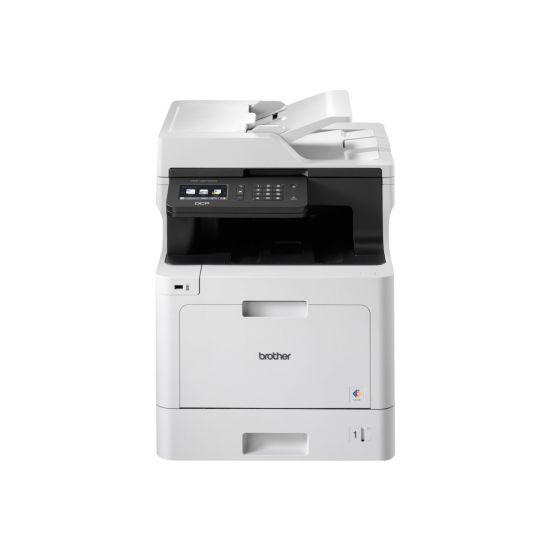 Brother DCP-L8410CDW - multifunktionsprinter (farve)