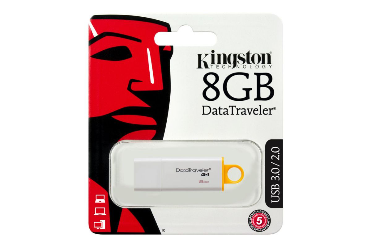 Kingston DataTraveler G4