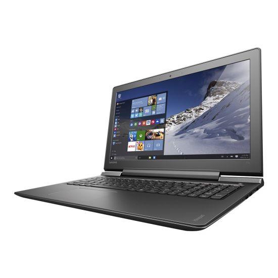 Lenovo 700-17ISK 80RV - 8GB Core i5  GTX950 4GB 256GB SSD 17.3´´ Full HD Gamer bærbar