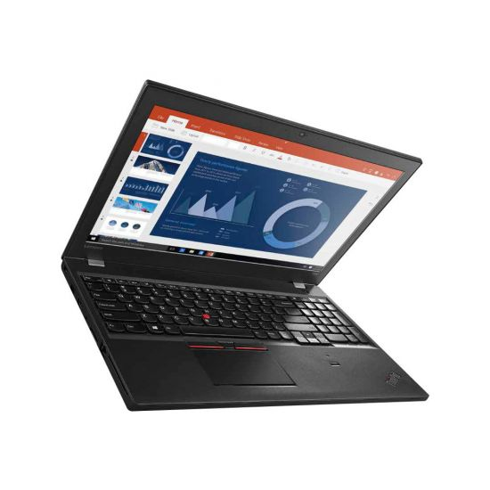 "Lenovo ThinkPad T560 - 15.6"" - Core i5 6300U - 8 GB RAM - 256 GB SSD"