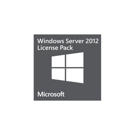 Microsoft Windows Server 2012 Remote Desktop Services - licens - 1 enhed CAL