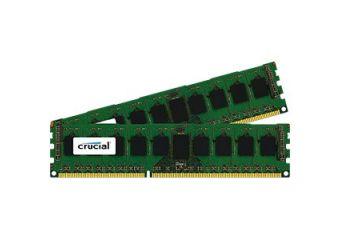 Crucial &#45 16GB: 2x8GB &#45 DDR3 &#45 1866MHz &#45 DIMM 240-pin