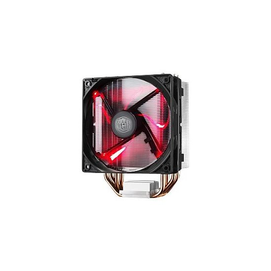 Cooler Master Hyper 212 Red LED - 120mm 9-31dBA
