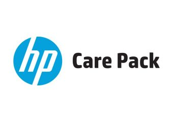 Electronic HP Care Pack Next business day Channel Partner only Remote and Parts Exchange Support