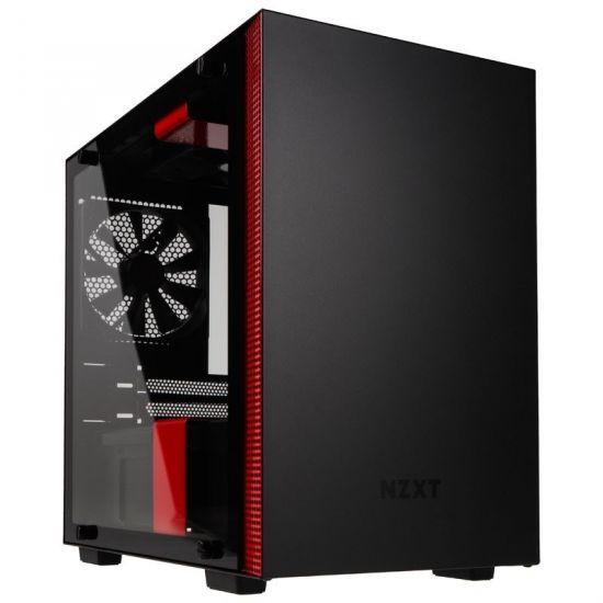 NZXT H series H200i - tårn - mini ITX
