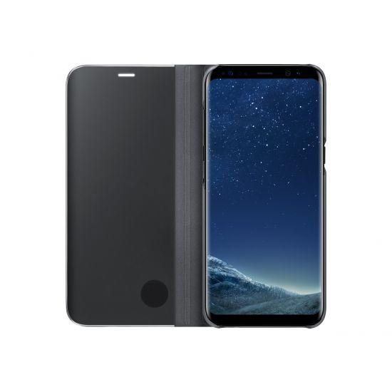 Samsung Clear View Standing Cover EF-ZG950 flipomslag til mobiltelefon