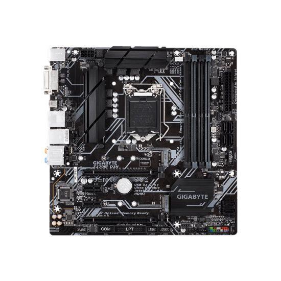 Gigabyte Z370M D3H - 1.0 - bundkort - micro-ATX - LGA1151 Socket - Z370