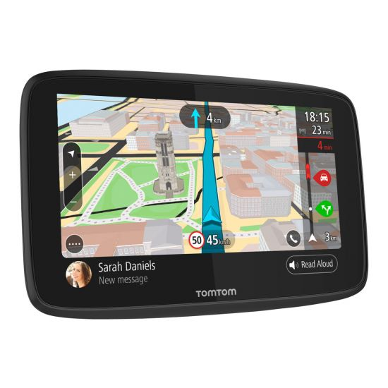 TomTom GO 620 - GPS navigator