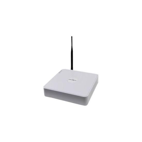 Hikvision NVR Kit Wi-Fi - DVR + kamera(er) - trådløs