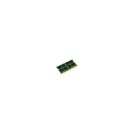 Kingston &#45 8GB &#45 DDR3 &#45 1333MHz &#45 SO DIMM 204-PIN - CL9