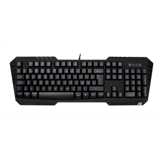 A1 Attitude One Makarov Gaming Keyboard