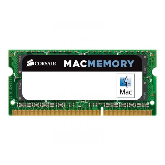 Corsair Mac Memory &#45 16GB: 2x8GB &#45 DDR3L &#45 1866MHz &#45 SO DIMM 204-PIN - CL11