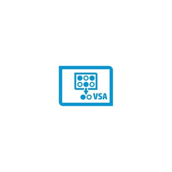 HPE StoreOnce VSA - licens + 3 år 9x5 support - kapacitet på 10 TB
