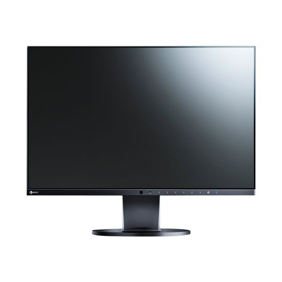 "EIZO FlexScan EV2450-BK &#45 LED-Skærm 23.8"" IPS 5ms - Full HD 1920x1080"